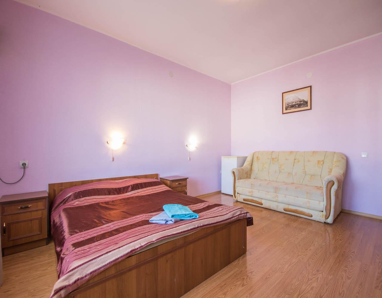 гостиница в судаке