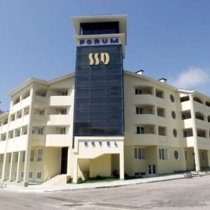 гостиница Форум в Судаке