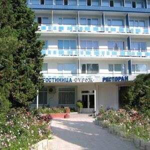 гостиница Сурож в Судаке