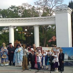 Праздник Покрова Пресвятой Богородицы в Судаке