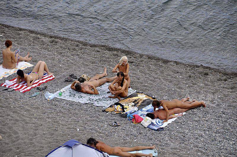 Дикие пляжи лисья бухта фото