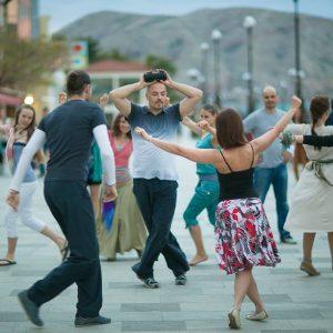 танцевальный марафон в судаке